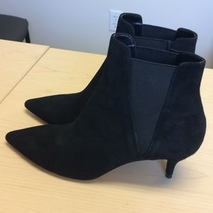 Zara Black booties size 38